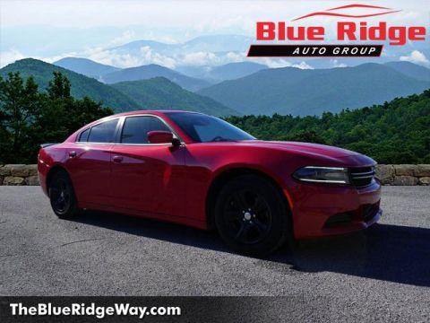 Pre-Owned 2016 Dodge Charger 4dr Sdn SE RWD