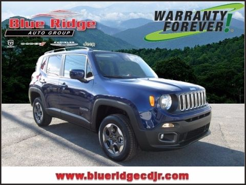 Jeep renegade blue free jeep renegade trailhawk x with for Perkins motors colorado springs co
